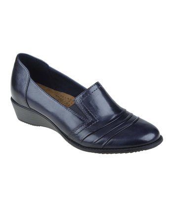 Admiral Blue Laughlin Loafer