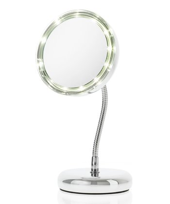Three-in-One LED Vanity Mirror