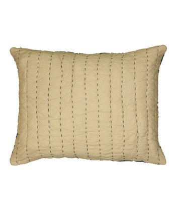 Chocolate Pillow Sham