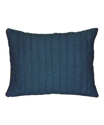Petrol Blue Pillow Sham