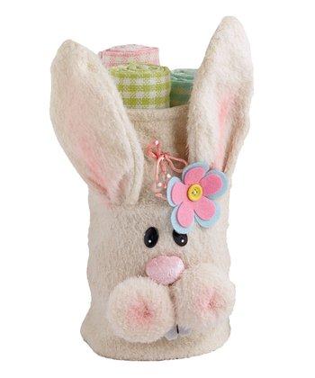 Easter Bunny Dish Towel Gift Set