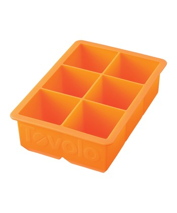 Orange Peel King Cube Tray