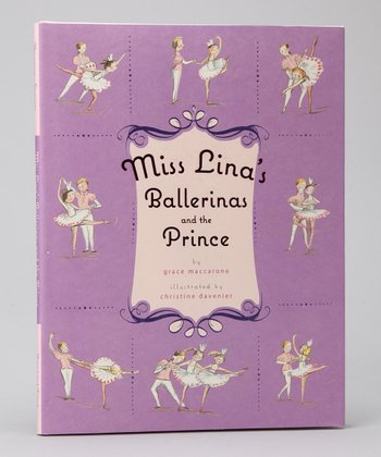 Miss Lina's Ballerinas and the Prince Hardcover