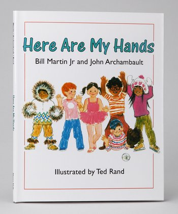 Here Are My Hands Hardcover