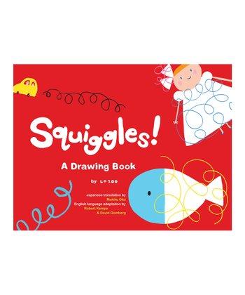 Squiggles! Drawing Book