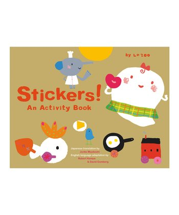 Stickers! Activity Book