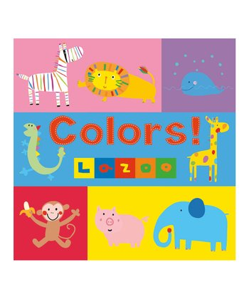 Colors! Board Book