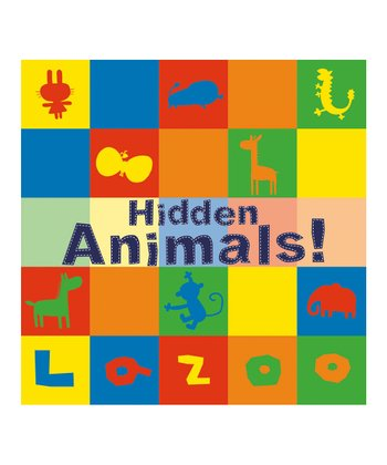 Hidden Animals! Board Book
