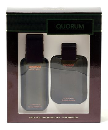Antonio Puig Quorum Eau de Toilette & Aftershave - Men