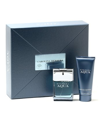 Carolina Herrera Aqua Eau de Toilette & Shower Gel - Men