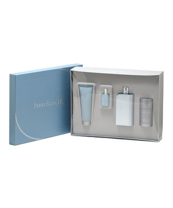 Perry Ellis 18 Fragrance Set - Men