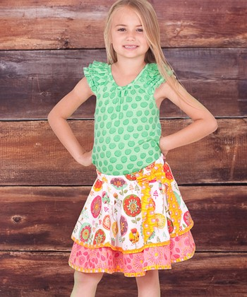 Fiorito Claire Top & Skirt - Infant, Toddler & Girls