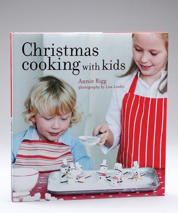 Christmas Cooking with Kids Hardcover