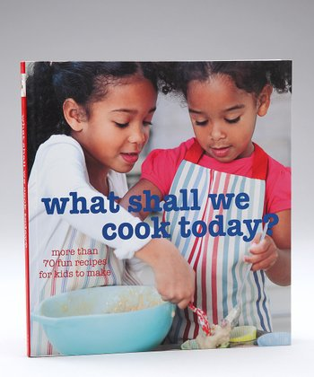 What Shall We Cook Today? Paperback