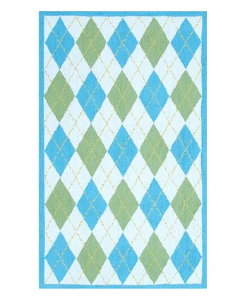 Blue & Green Haywood Rug