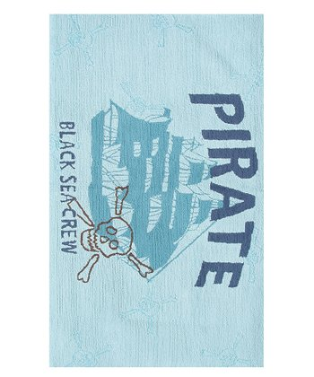 Blue Pirate Rug