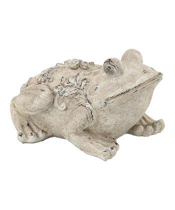 Garden Frog Statuary