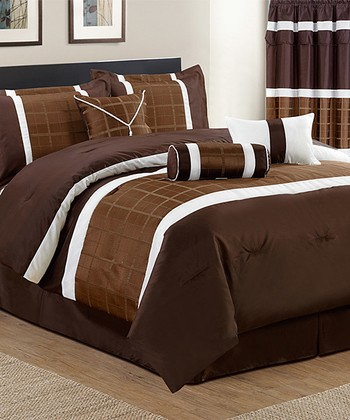 Mahogany Luxury Comforter Set