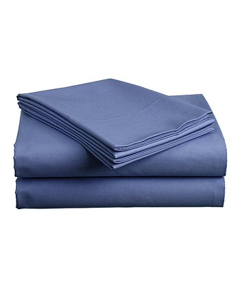 Navy Sheet Set