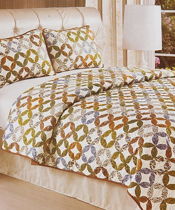 Sage & Brown Luxury Comforter Set