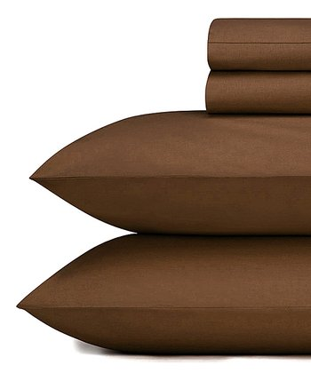 Brown Luxury Bedding Set