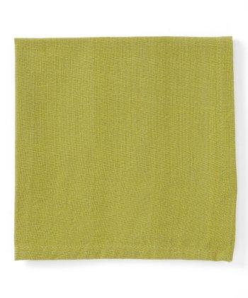 Split P Lime Essentials Napkin - Set of Four