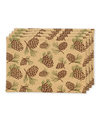 Pine Bluff Placemat - Set of Four