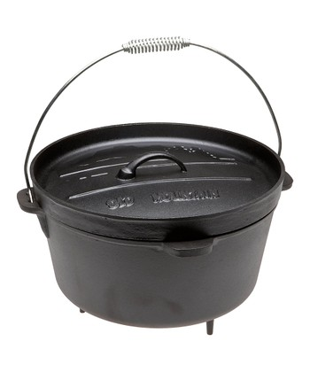 2-Qt. Cast Iron Dutch Oven