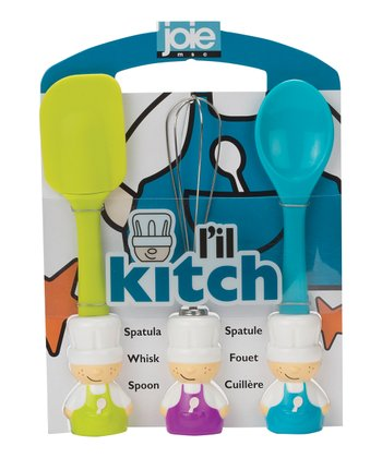 Boy L'il Kitch Baking Set