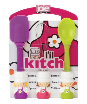 Girl L'il Kitch Baking Set