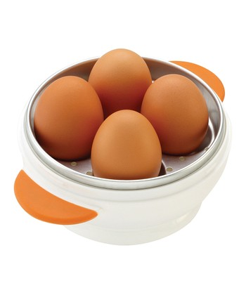 Four-Egg Microwave Boiler