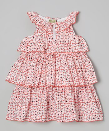 Keifer Floral Dress - Infant, Toddler & Girls