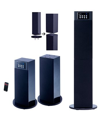 Home Theater/Tower Speaker System