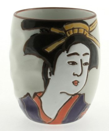 Utamaro Beauty Sushi Cup