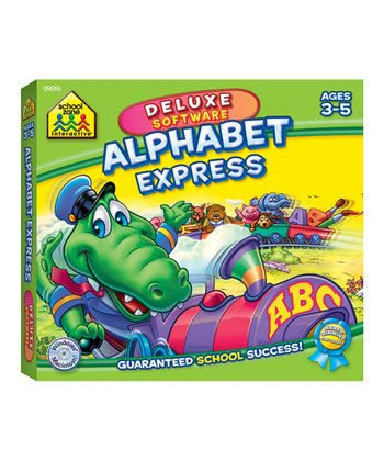 Alphabet Express Deluxe CD-ROM