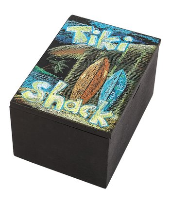 Tiki Shack Box