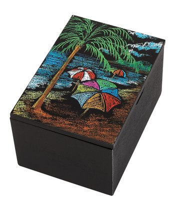 Beach & Umbrella Box