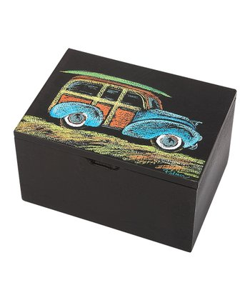 Beach Car Box