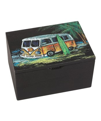 Vintage Surf Van Box