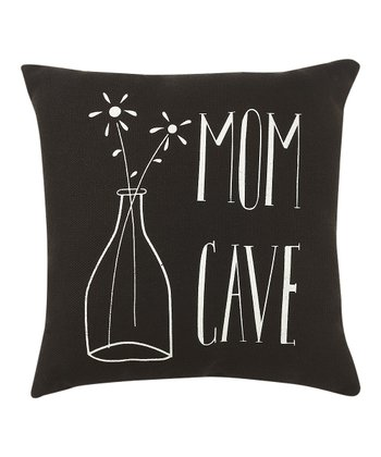'Mom Cave' Pillow