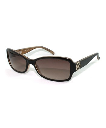 Dark Brown Telluride Sunglasses