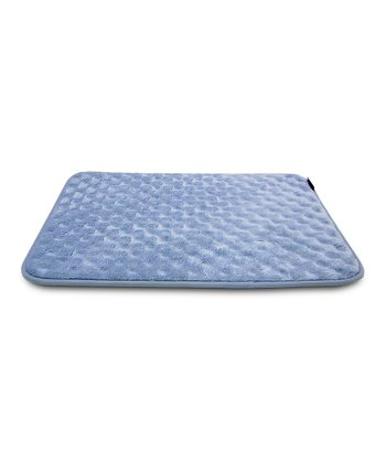 Blue Memory Foam Crate Mat