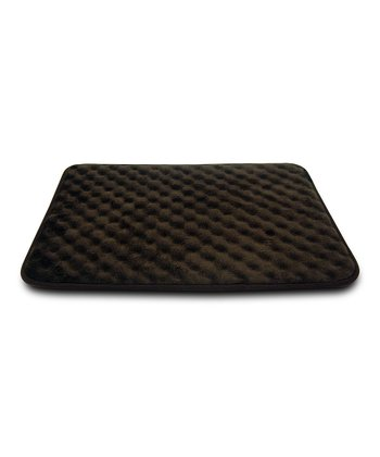 Brown Memory Foam Crate Mat