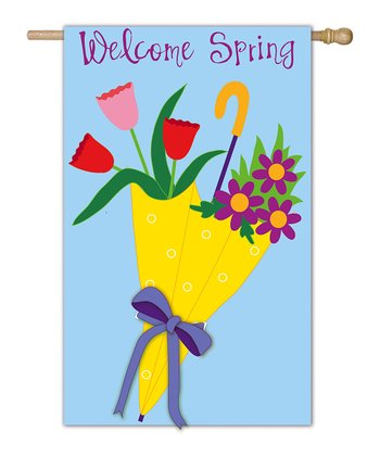 Spring Bouquet Garden Flag