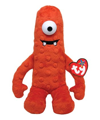 Red Muno Plush Toy