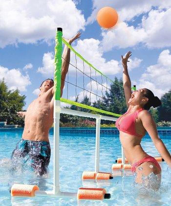 Splash N' Score Hydro Polo & Volleyball Set