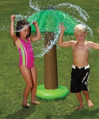 Shaky Tree Sprinkler
