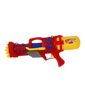 Red Super Shooter Water Gun