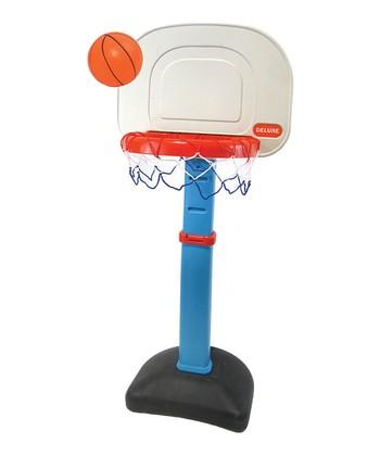 Easy Score Small Basketball Hoop Set