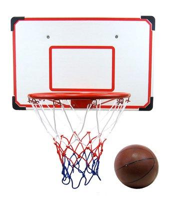 Over-the-Door Basketball Hoop Game